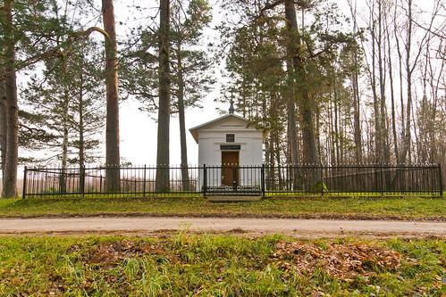 Pričiūnų Šv. Ignoto koplyčia