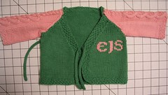 Baby Sweater 1