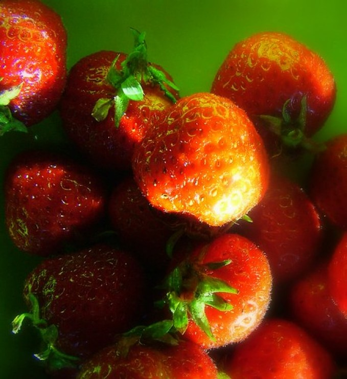 Jorbær Red & Green
