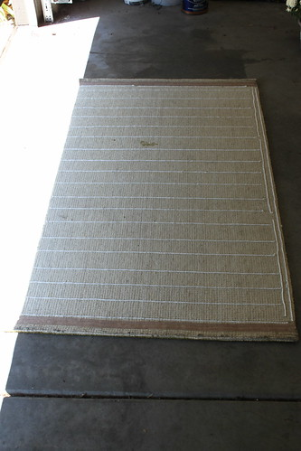 Slip Proof Rug Project