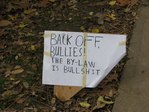 Back Off Bullies!