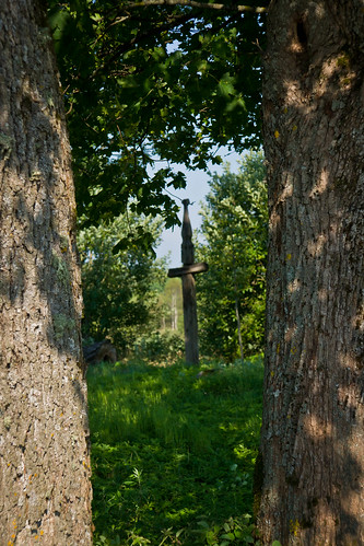 Senosios Papiškių kaimo kapinės