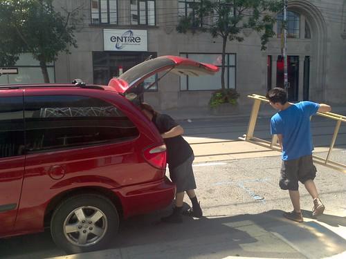 First load #movingday cc @camaraderie @autoshare