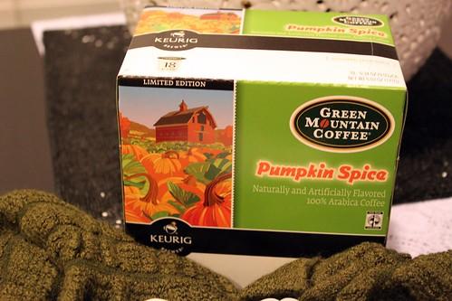 Pumpkin Spice Coffee Kcups