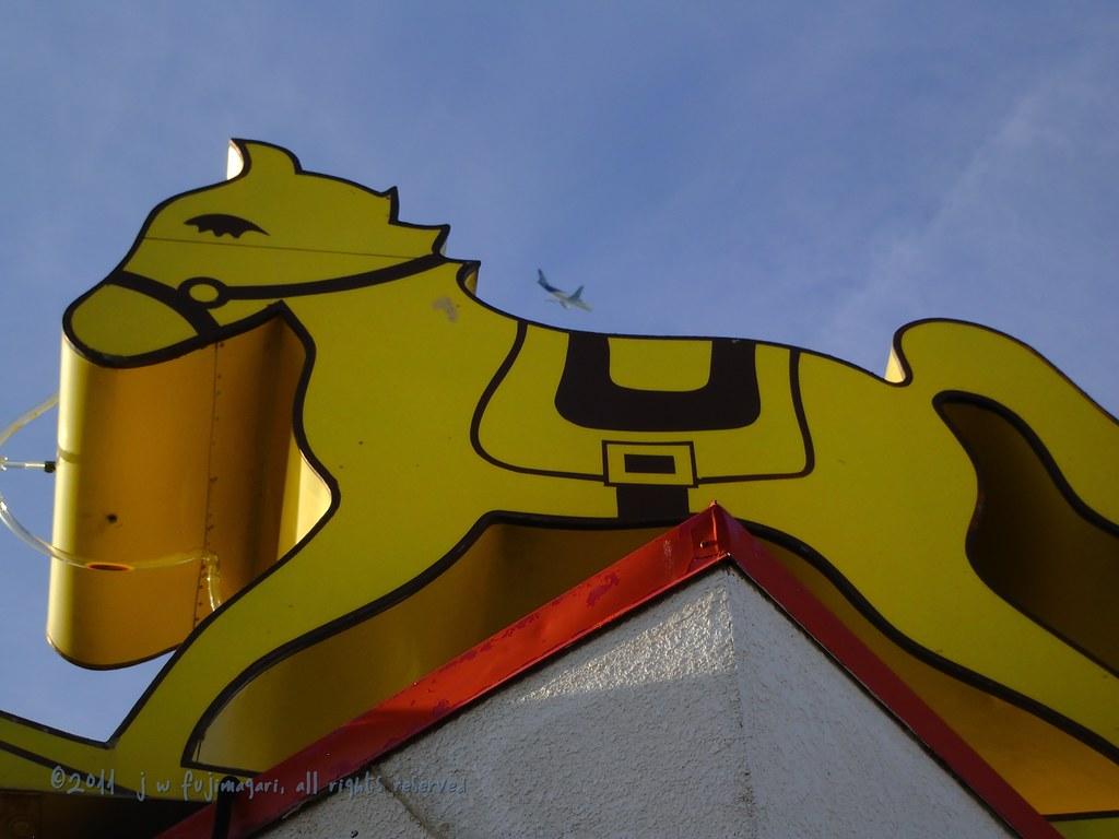 Rockin' Horse And Westjet