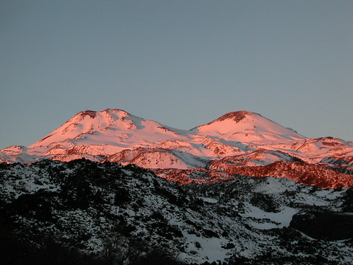 Volcanes de Chillán