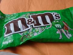 Crispy Mint M&Ms