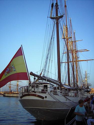 España a flote