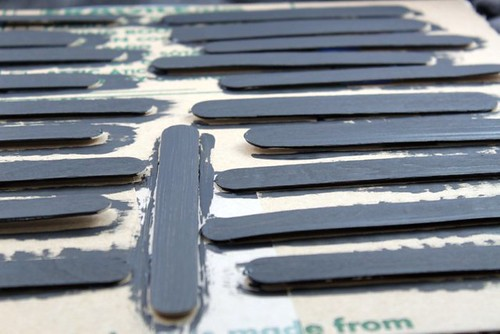 DIY Chalkboard Plant Markers