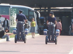 Cops on Segways