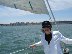 Me on a sailboat!