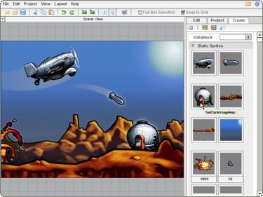 GarageGames' Torque Game Builder