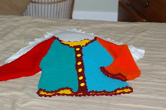 Baby Jacket with buttons