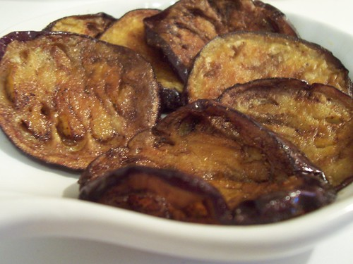 Baingan Fry (Fried Eggplant)