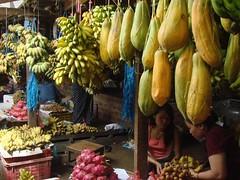 Mercado de Sihanoukville