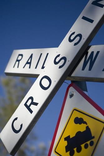 Beware tiny trains
