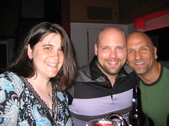 Karen, Brian and Mark