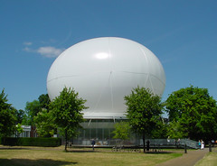 The Serpentine Pavilion, July 2006