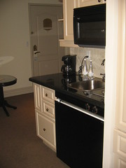 Kitchenette in my room