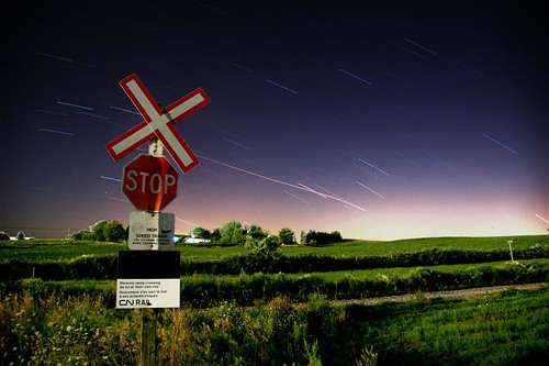Meteor Crossing! view larger