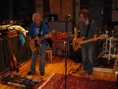 Aerosmith rehearsal