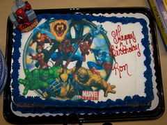 Ron's Birthday Cake