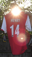Arsenal Home Shirt