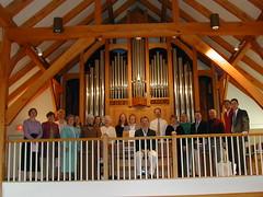 Choir April 2004