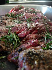 Butterflied Leg of Lamb