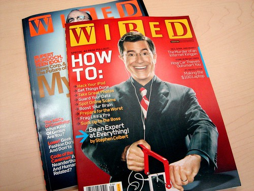 Get the WIRED (Aug 06) issue!