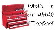 what's in your web2.0 toolbox