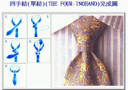 How To Tie A Tie 5