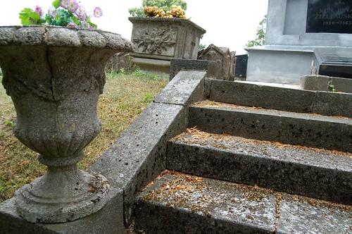 Priest cemetery