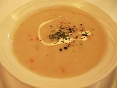 cream of scallop