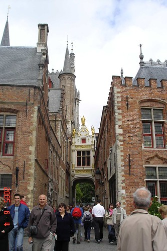 Streets of Brugge