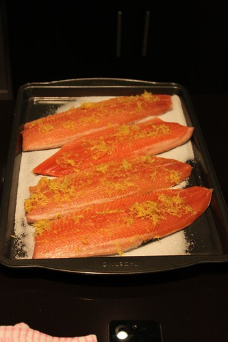 Curing the Trout