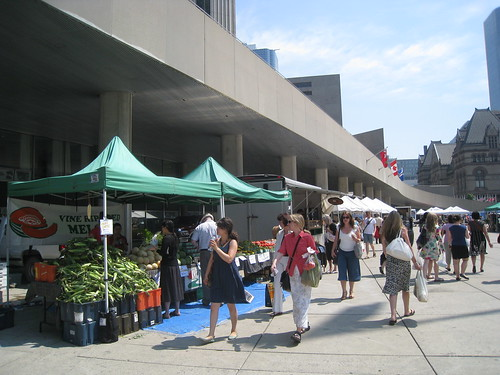 Nathan Phillips' Square Farmers' Market