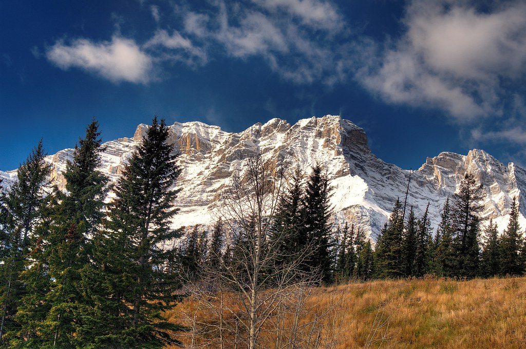 Cascade Mountain New View