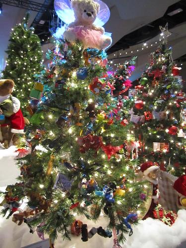 Toys tree