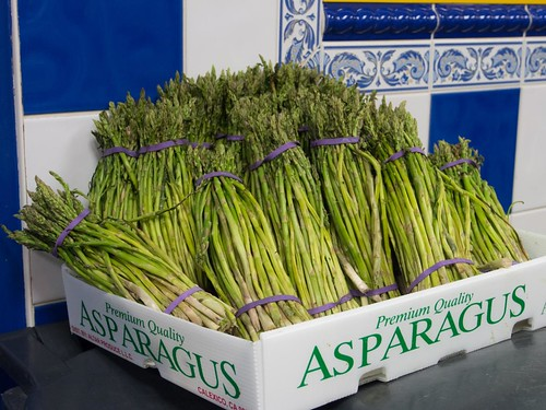 Rejected Asparagus!