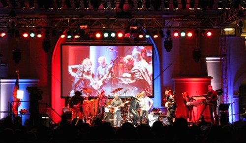 Tribute Concert - Lt Dan Band