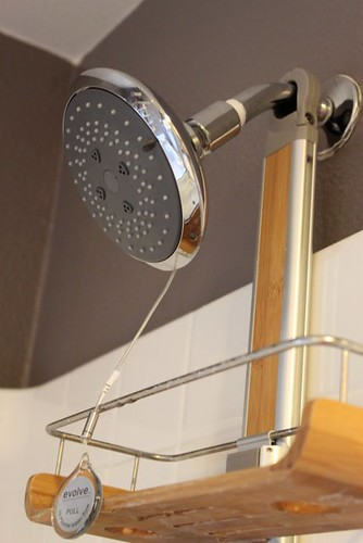 New Eco Showerhead