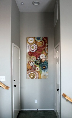 Custom Art Wall