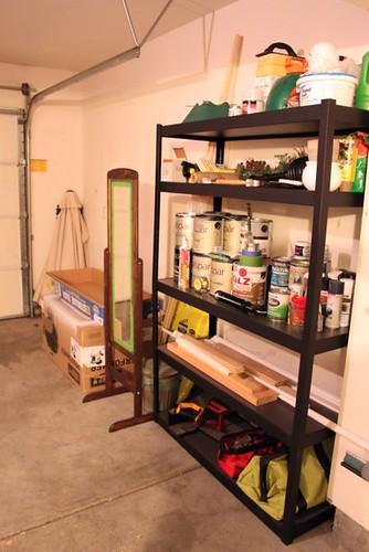 Garage - In Progress