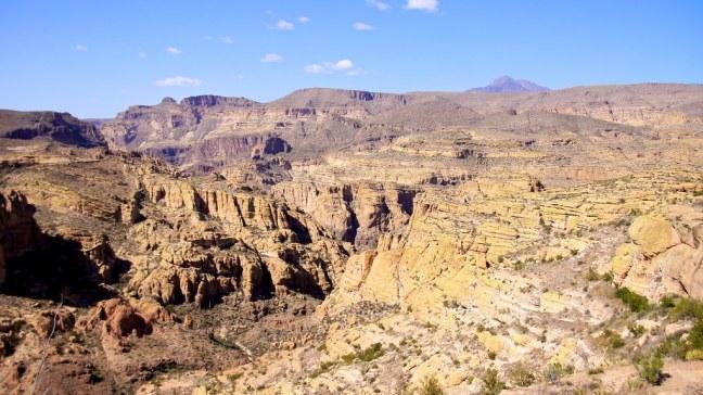 Along Apache Trail
