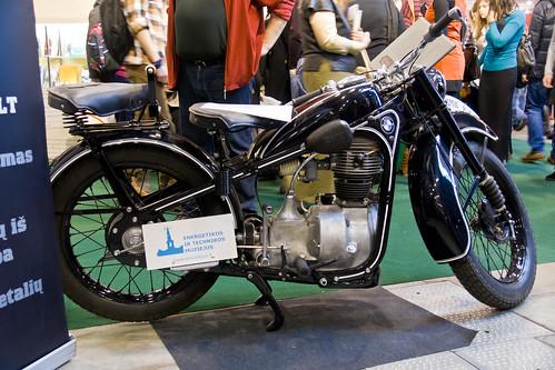Motociklinė klasika