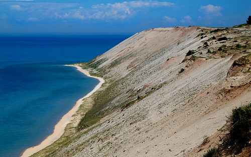 South Manitous Island Perched Dunes