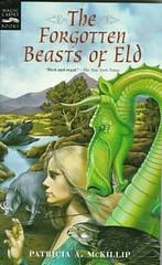 女巫與幻獸 英文版封面3