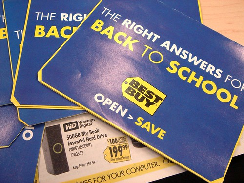 How to find BestBuy's 30% off booklets