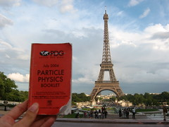 PDG at the Eiffel Tower